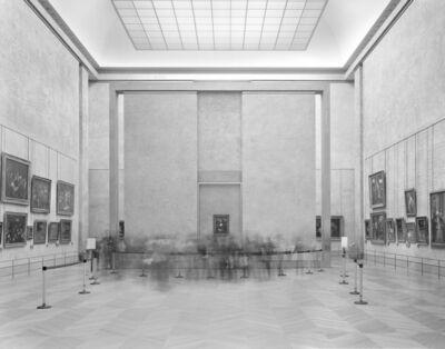 Matthew Pillsbury, 'La Salle des États, Le Louvre', 2008
