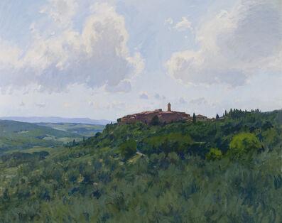 Marc Dalessio, 'Castelmuzio, Backlit', 2016