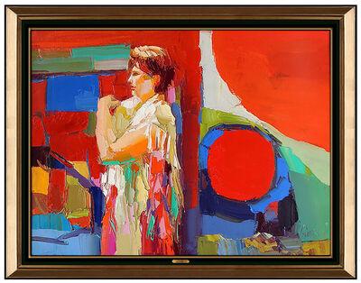 Nicola Simbari, 'Anna Maria', 1971