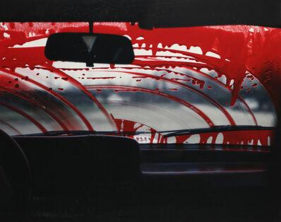 Robert Gligorov, 'Blood rain', 2004