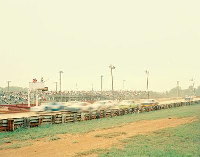 Nick Meek, 'Eastside Speedway, Virginia', 2003