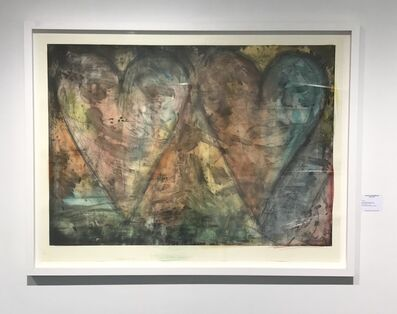 Jim Dine, 'Watercolored By Jim', 2015