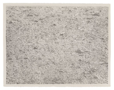 Vija Celmins, 'Untitled (Desert)', 1971