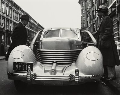 John Gutmann, 'Cord in Harlem, New York City', 1936