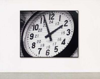 Bettina Pousttchi, 'Seoul Time', 2011
