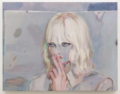 Janet Werner, 'Smoker (Gray)', 2018
