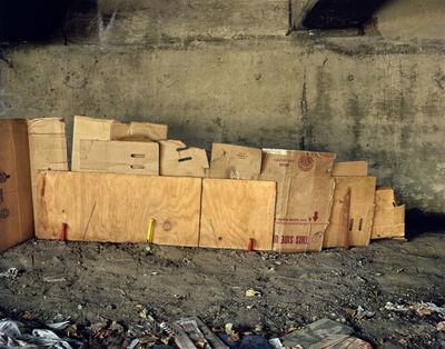 Anthony Hernandez, 'Landscapes for the Homeless #15', 1989