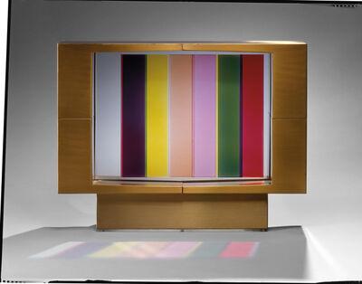 Fletcher Benton, 'Oakland Maquette', 1969