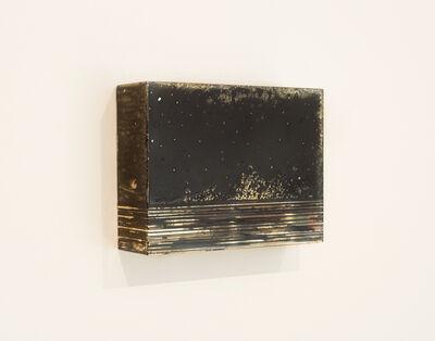 Teresita Fernández, 'Golden (Lamp Black)', 2014