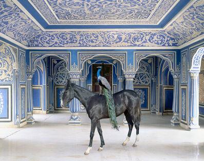 Karen Knorr, 'Sikander's Entrance, Chandra Mahal, Jaipur City Palace, Jaipur', 2013