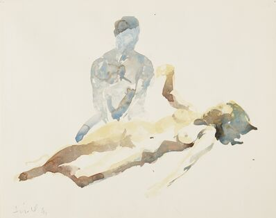 Eric Fischl, 'Untitled (Bathers)'