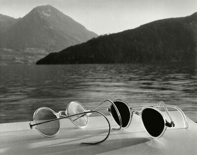 Herbert List, 'Lake Lucerne, Switzerland.', 1936