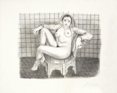 Henri Matisse, 'Jeune Hindoue', 1929