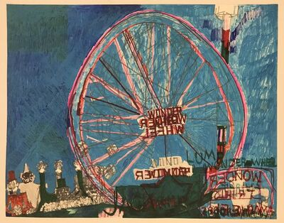 Garrol Gayden, 'Wonder Wheel', 2012