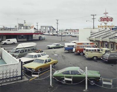 Stephen Shore, 'Fifth Street and Broadway, Eureka, California, September 2, 1974', Printed 2003