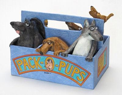 Stephen Hansen, 'Pack-O-Pups'
