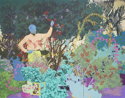 Daisy Patton, 'Untitled (The Gardener)', 2017