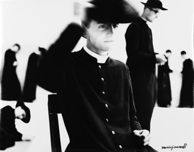 Mario Giacomelli, 'Io non ho mani che mi accarezzino il volto (Pretini)', 1961/1963