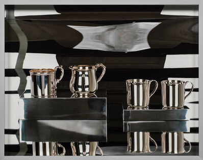 Elad Lassry, 'Sterling Silver Cups', 20112