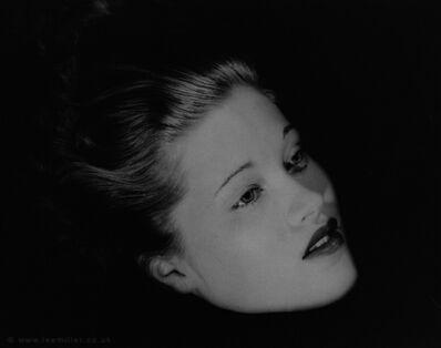 Lee Miller, ' Floating Head Mary Taylor,  New York Studio, New York, USA', 1933