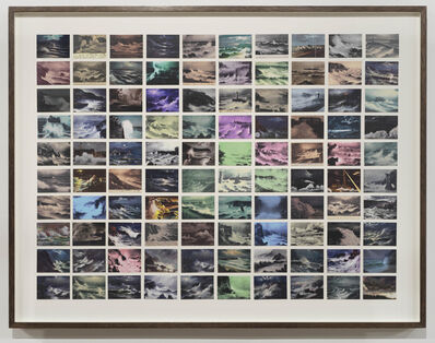 Susan Hiller, 'By Night', 2018