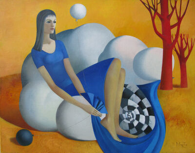 Marta Shmatava, 'Meditation', 2011