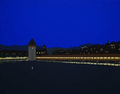 Stefan Rüesch, 'Nachtschwärmer', 2007