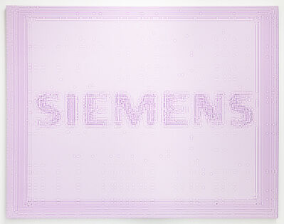 Mark Flood, 'Siemens Mallow', 2014