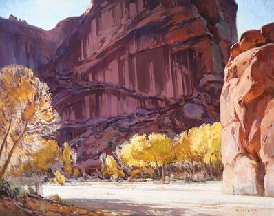 Josh Elliott, 'Canyon Quiet', 2021