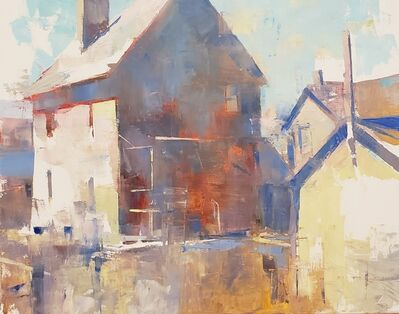 Patrick Lee (b. 1972), 'The Old Neighborhood', 2021