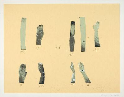 Luc Tuymans, 'Wiedergutmachung', 1995