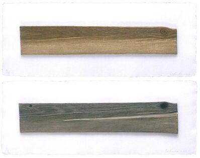 Ed Ruscha, 'New Wood, Old Wood ', 2007