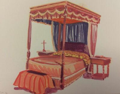 Teresa Moro, 'Mini cama de Warhol', 2016