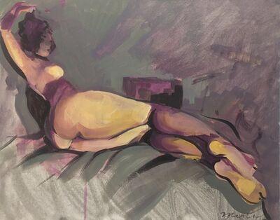 John Mathias, 'Nina Reclining', 2020
