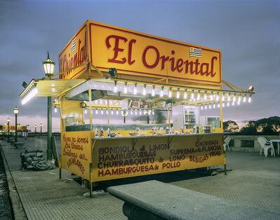 Jim Dow, 'Carrito El Oriental, Costanera Sur, Buenos Aires, Capital Federal, Argentina', 2010
