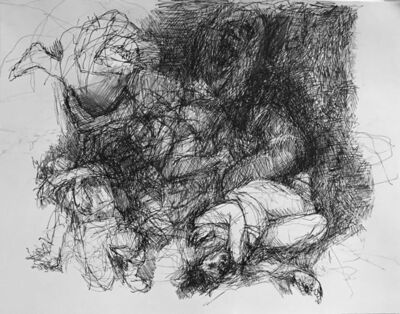Carol Heft, 'Anguish', 2020