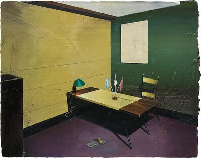 Matthias Weischer, 'Schreibtisch', 2004