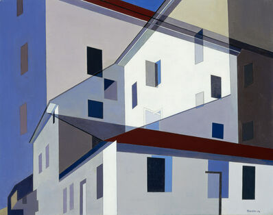 Charles Sheeler, 'On a Shaker Theme', 1956