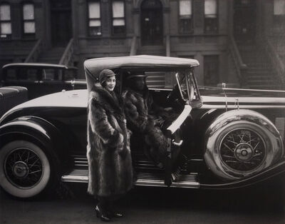 James Van Der Zee, 'XVI: Couple, Harlem', 1932