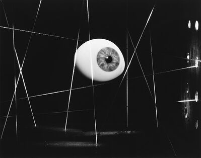 Nathan Bernard Lerner, 'Eye and String.', 1980s