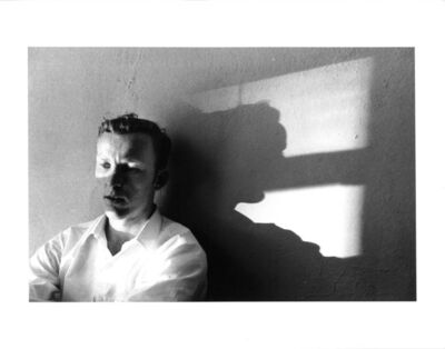 Larry Clark, 'Untitled (man and shadow)', ca. 1970