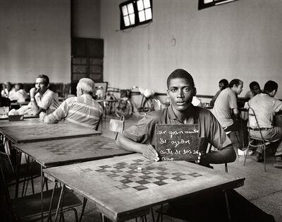 Martin Weber, 'Ser gran maestro de ajedrez antes de los 16 años. La Habana, Cuba', 1999