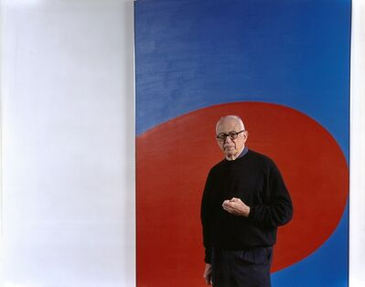 Tina Barney, 'Ellsworth Kelly', 2002