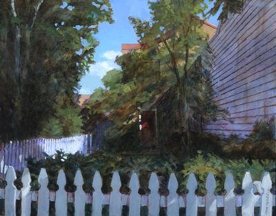 John Morrell, 'Red Door on 34th Street', 2013