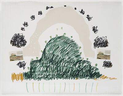 Elwyn Lynn, 'Wurtzburg', 1982