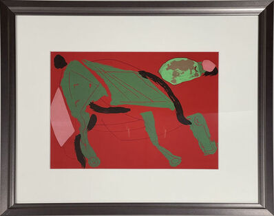 Marino Marini, 'Knight II', 1970