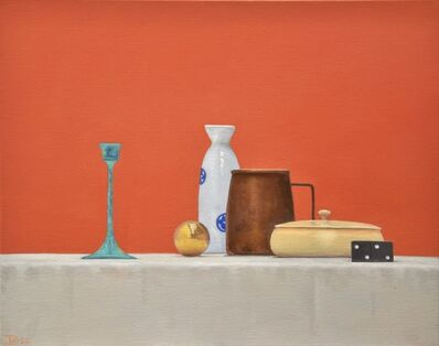 Willard Dixon, 'Still Life with Domino', 2020