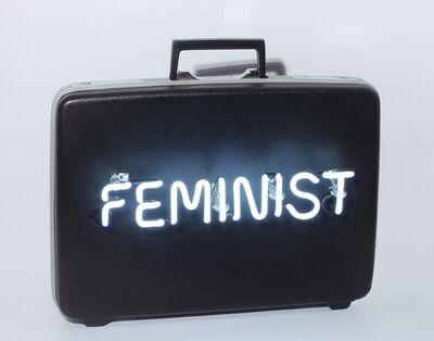 Michele Pred, 'Feminist #1', 2015