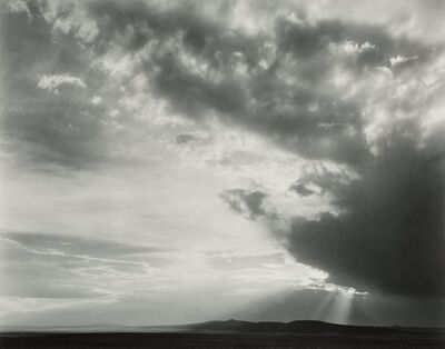 Eliot Porter, 'North of Taos, New Mexico', 1948