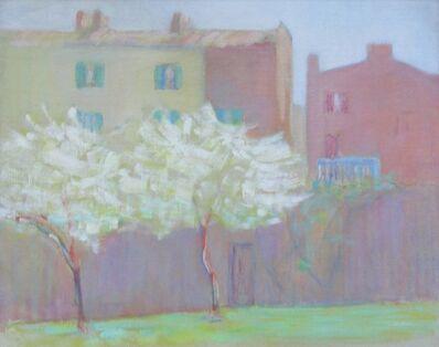Jane Jarvis Mumford, 'Apple Trees, Baltimore', ca. 1906